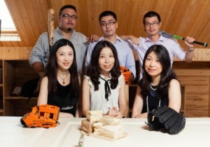 中国三明治登上时尚COSMO9月刊