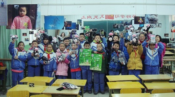 """""""拍出一个新视界""""中国三明治儿童公益摄影第二季开锣"""