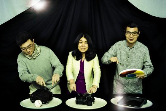 《Men's Uno》杂志报道中国三明治:来场低成本的生活创新