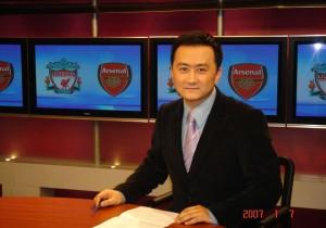 王政:在上海过着欧洲时区的80后足球解说员