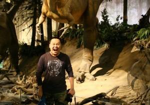 邢立达:吃过猛犸象再吃恐龙