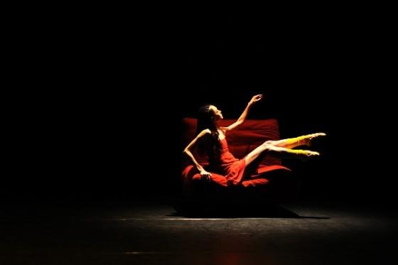 赵知博:舞者三十