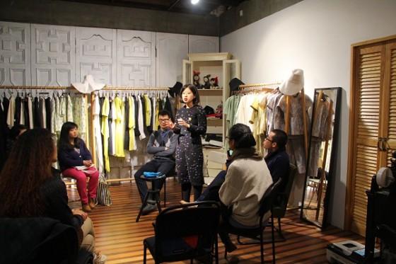 中国三明治第一期故事沙龙现场记录:对话Tasha