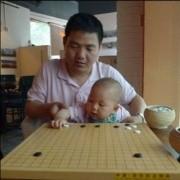 爸爸去哪儿?爸爸是孩子最好的围棋启蒙者