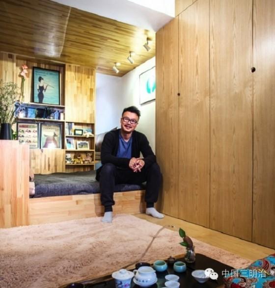 应朝君:装修房子是一件不做会后悔的事,哪怕它再小