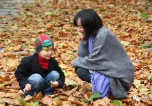 李梓新、徐小创:人生是旅行,孩子是旅伴