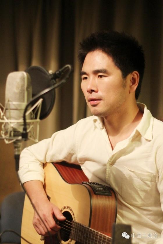 刘健:与生俱来的流浪,且写且歌