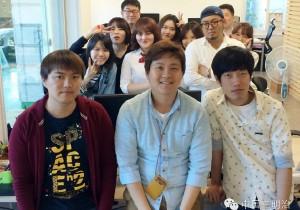 金荣浩、张伦硕:韩国创业三明治也是蛮拼的