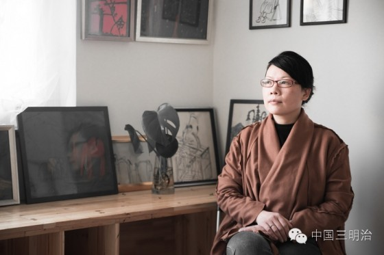 杨颜:以画画进行心理疗愈的美术老师