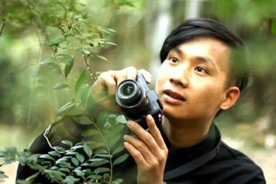 """""""野孩子""""李林炜:生态摄影就是掌心的""""青苔鸟"""""""