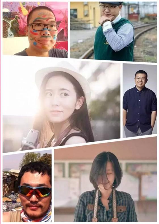 """16位不同职业、身份各异的年轻人入选了""""破茧计划"""",一起""""生活写作"""""""