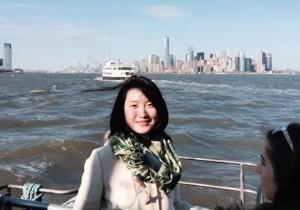 26岁的她帮助了无数中国青年到美国看世界,自己却选择放弃一切回国