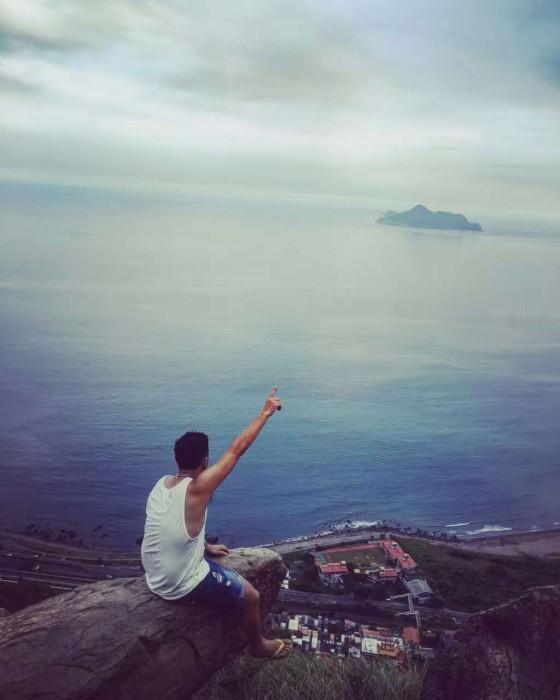 厨师林景民:募集嘱托,我通过煮菜环岛旅行 | 三明治台北肖像08