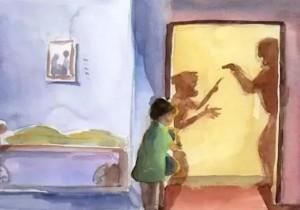 在家庭暴力环境中长大,我的爸妈相爱相杀地生活着 | 三明治