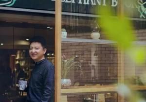 建筑师杨雄:因为太太喜欢,我在昆明开了大象书店 | 三明治