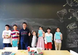 F. 儿童中文写作 Kids writing