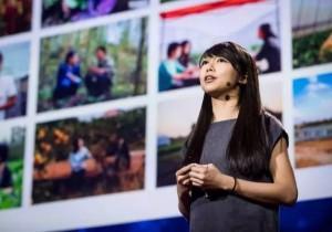 Matilda Ho:怎样在TED全球大会讲故事? | 三明治